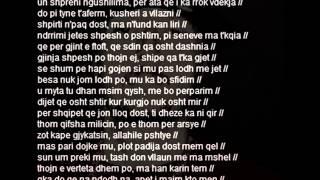 Unikkatil feat.T.B.A - Tu kacafyt me jet (me tekst)