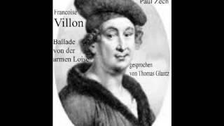 "Villon-Kinski Fassung.""Louise-Sie war nur armer Leute Waisenkind-Rez.Thomas Glantz electrophorus.de"