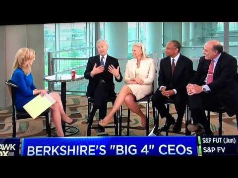 """Buffett """"Big 4"""" CEOs"""
