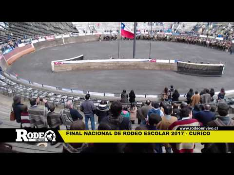 FINAL NACIONAL DE RODEO ESCOLAR 2017 - CURICO