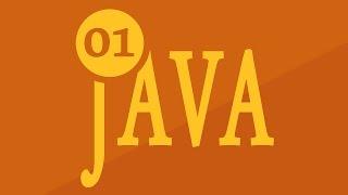 Curso de Java - Aula 1 - Abertura