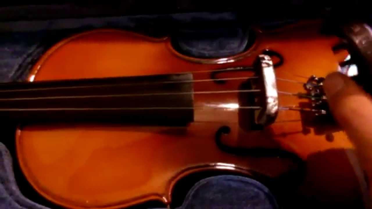 DIY violin dead mute build part 1 - YouTube