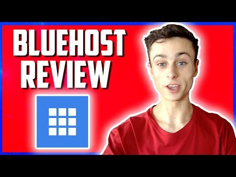 HONEST Bluehost Review 2019 | Everything You Need To Know (Bluehost Web Hosting)