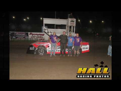 Peoria Speedway 8-3-19 Street Stock Feature Highlights