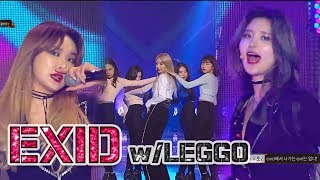 EXID - UP&DOWN+HOT PINK+DDD(w/LEGGO), EXID - 위아래+핫핑크+덜덜덜(w/LEGGO) @2017 MBC Music Festival