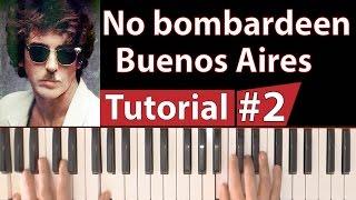 """Como tocar """"No bombardeen Buenos Aires"""" (Charly García) - Parte 2/3 - Estrofas 1 y 2"""
