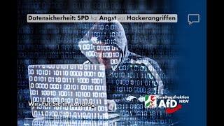 SPD hat aus aktuellem Anlass das Thema Datensicherheit im Internet für sich entdeckt