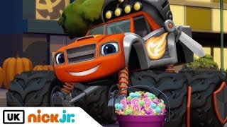 Blaze and the Monster Machines | Truck or Treat | Nick Jr. UK