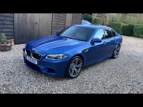 BMW M5 DCT 4.4 V8 [560] Monte Carlo Blue - FTC Leasing X4/2414