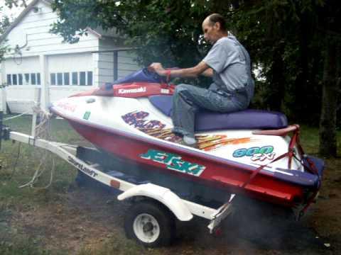 hook up garden hose seadoo