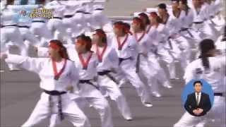 ТХЭКВОНДО ВТФ. ДЕМОНСТРАЦИОННЫЙ ПОКАЗ НА ГОСУДАРСТВЕННОМ ПРАЗДНИКЕ(http://youtu.be/gsyylKDpUqo ТХЭКВОНДО ВТФ НА ЮБИЛЕЕ ВООРУЖЕННЫХ СИЛ 1 октября 2013 года -- 65-летие Вооружённых сил Республи..., 2014-04-09T16:17:27.000Z)