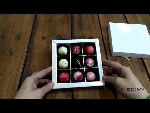 Separator for chocolate box / Коррексы для коробки конфет