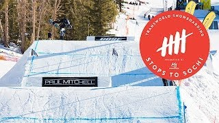 Shaun White shakes off heavy slam to win 2014 Mammoth Grand Prix slopestyle 4 - TransWorld SNOWboard