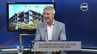 Martín Dahan: ¿Cómo se encuentra el sector desarrrollista en Córdoba?