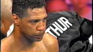 "Kelvin ""Koncrete"" Davis vs Arthur ""King"" Williams - USBA Cruiserweight Title"