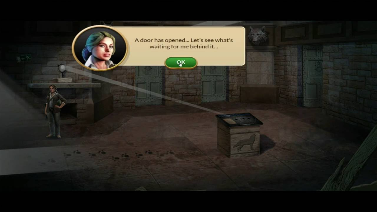 Download Journals Of The Unknown Wolf's Labyrinth Episode 10 (Table Puzzles)
