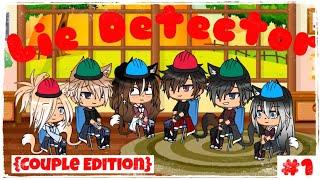||Lie Detector||♡Couple Edition♡#1
