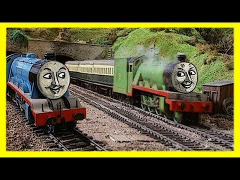THREE RAILWAY ENGINES (RWS Vs T&F) (Spot The Differences)