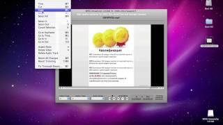 MPEG Streamclip. Как быстро и легко обрезать видео (Mac)(Как, используя программу MPEG Streamclip, можно быстро и легко обрезать видео в нужном месте, и сохранить видео..., 2013-10-07T10:28:53.000Z)
