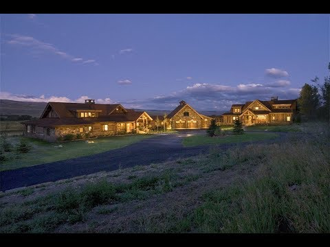 The D-Bar Ranch Estate in Gunnison, Colorado
