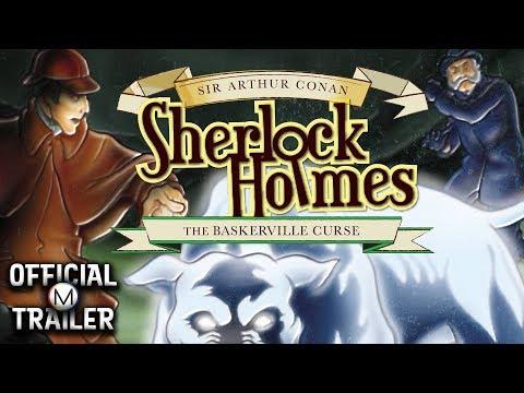 SHERLOCK HOLMES: THE BASKERVILLE CURSE (1983) | Official Trailer | HD