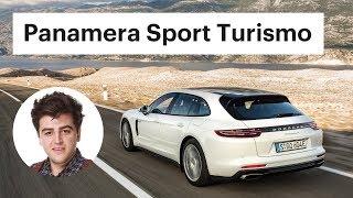 Первый универсал Порше в истории! / Porsche Panamera Sport Turismo