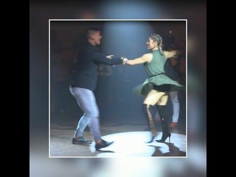 Baile de cumpleaños Ricardo Vega