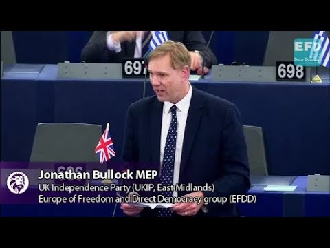 Brexit will rid Britain of absurd Green energy targets - Jonathan Bullock MEP