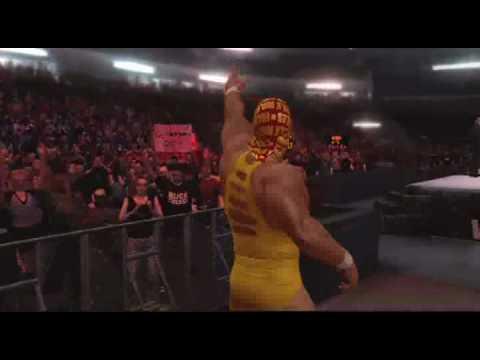 Hulk Hogan Entrance - SVR 07 - HQ Widescreen - Xbox 360 ...