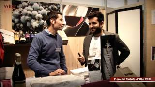 Alba Truffle Fair 2013 - Flash Interview - Demarie Winery