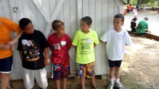 5 boys from MOWA