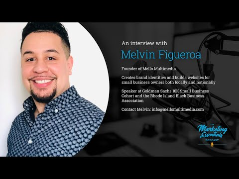 The Marketing Essentials Podcast - 090 - Using Your Website To Attract And Convert Leads