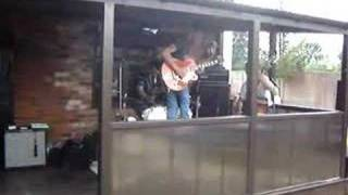 "The Houndogs ""Carl Perkins medley"" 22 / 7 / 07"
