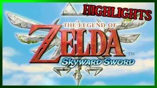 HIGHLIGHTS: Let's Play Legend of Zelda: Skyward Sword