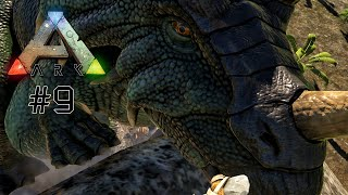 DAS WÜTENDE TRIKE - Let's Play ARK Survival Evolved #9 | Indie Game