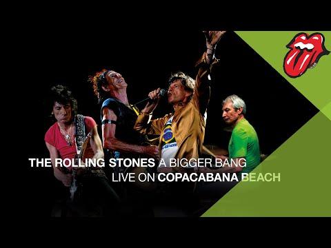 The Rolling Stones - A Bigger Bang Live On Copacabana Beach (Trailer)