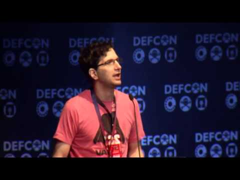 DEF CON 22 - The Dark Tangent & LosT - Welcome and Making of the DEF CON Badge