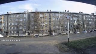 На Х60 по Омутнинску