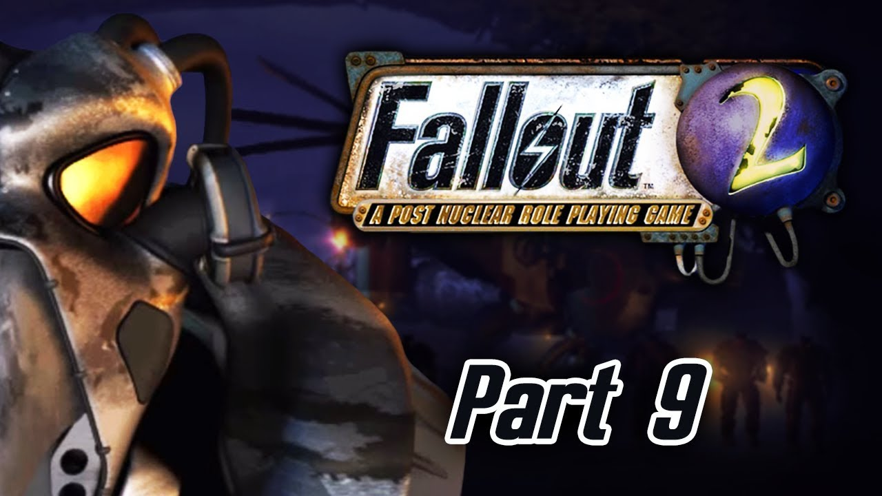Fallout 2 - Part 9 - New Car Swell