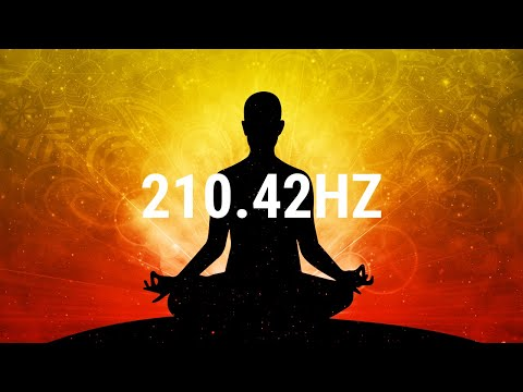 Sacral Chakra 210.42Hz Pure Tone | Svadisthana | The Platonic Frequency