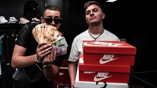 SNEAKER SHOPPING ΜΕ ΤΟΝ MADCLIP!
