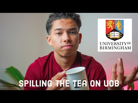 A RUTHLESS Review of the University of Birmingham (VS London) | Theft, Social Life, Academics