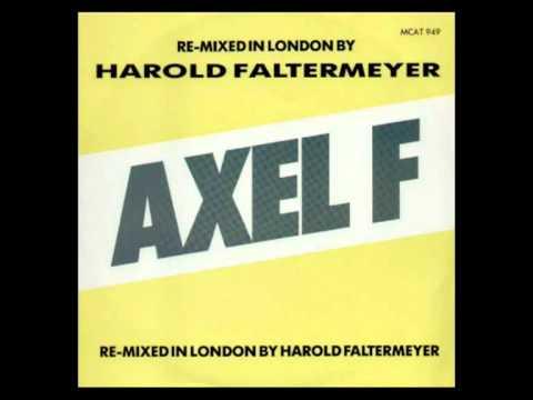 Harold Faltermeyer - Axel F (The London Mix 1984)