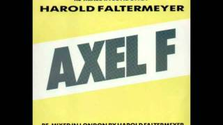 Harold Faltermeyer - Axel F (The London Mix 1984)