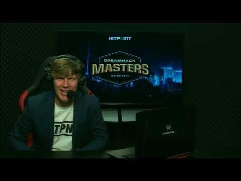 FaZe Clan vs Gambit Esports @ DreamHack Masters Malmö 2017 MAP 1