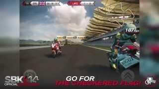 SBK14 Gameplay Trailer + Challenge Mode