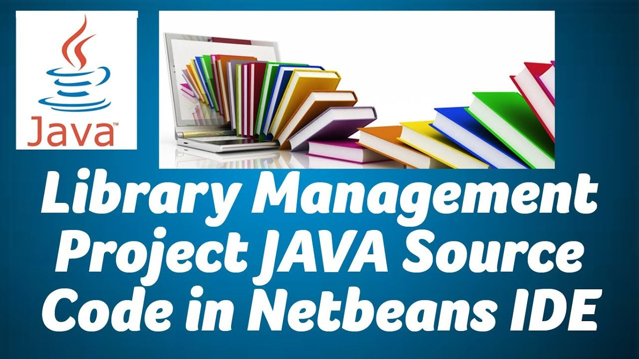 Tips and tricks: library management system project in java with.