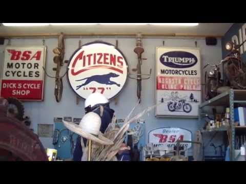 Antique Archaeology - American Pickers Iowa Store Visit October 16, 2015