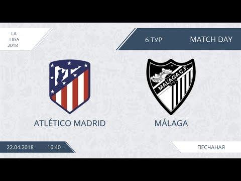 AFL18. Spain. Primera. Day 6. Atlético Madrid - Málaga.