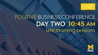 2018 Positive Business Conference - Part Five